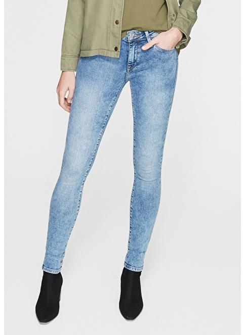 Mavi Jean Pantolon | Adriana - Super Skinny İndigo